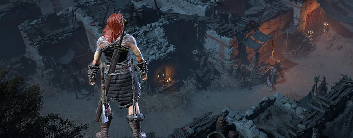 Diablo 4 soll mit 100 Dörfern und Orten starten – Klingt immer mehr nach MMO