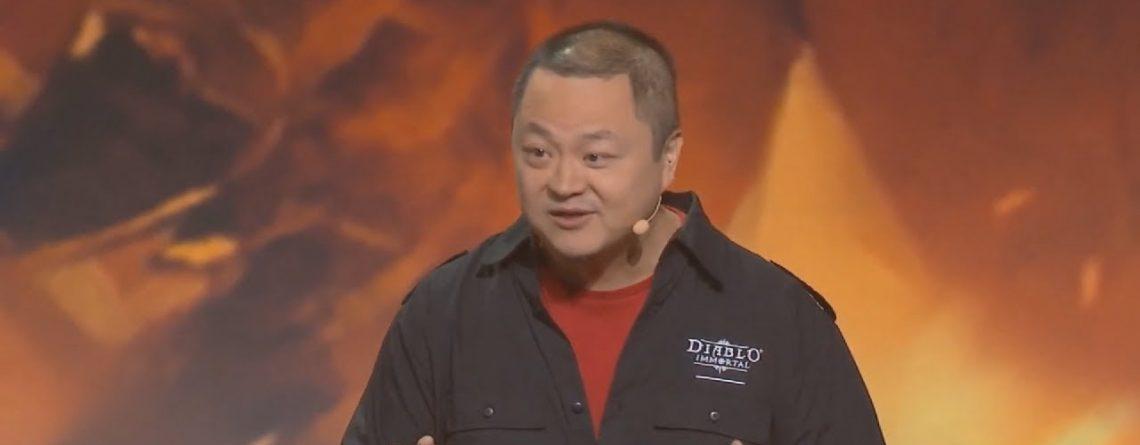 Blizzard erklärt, warum Diablo Immortal auf der Bühne der BlizzCon fehlte
