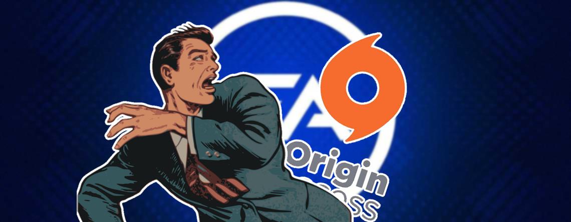 """EA erschreckt Nutzer von Origin mit seltsamer """"Redeemed""""-Mail – Was ist da los?"""