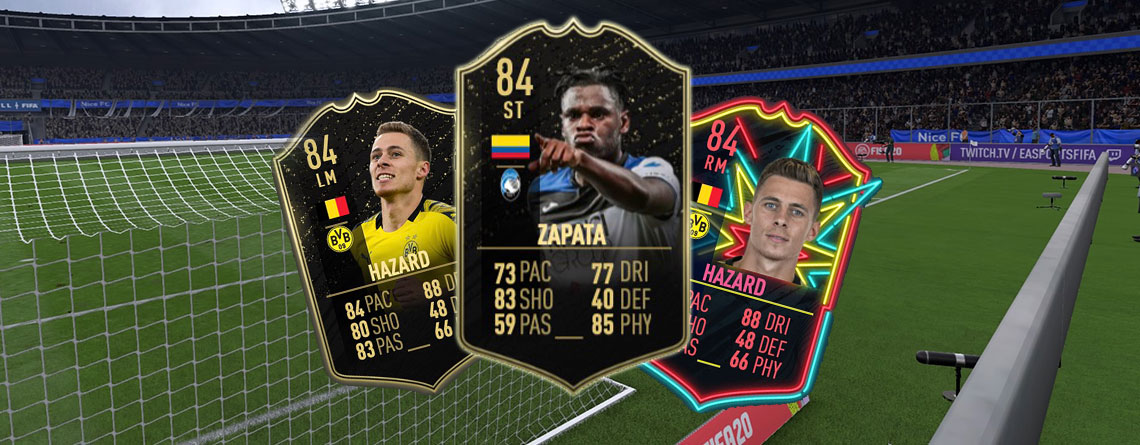 FIFA 20: 8 starke Spezialkarten, die Ihr günstig bekommen könnt