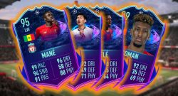 FIFA 20 Spielerkarten Titel Stadion