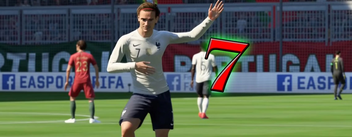Patch Notes: FIFA 20 dreht mit Title Update 7 an Schüssen und Pässen