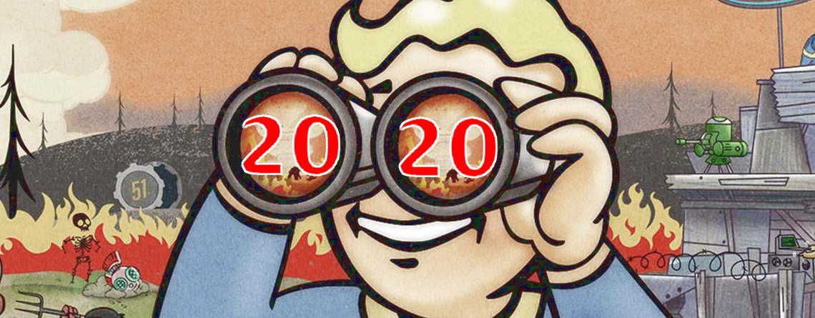 Wird 2020 das große Jahr für Fallout 76? Das spricht dafür