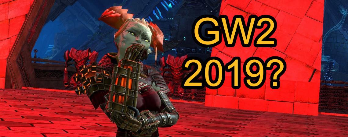 Nach der Massenentlassung im Frühjahr: Wo steht Guild Wars 2 Ende 2019?