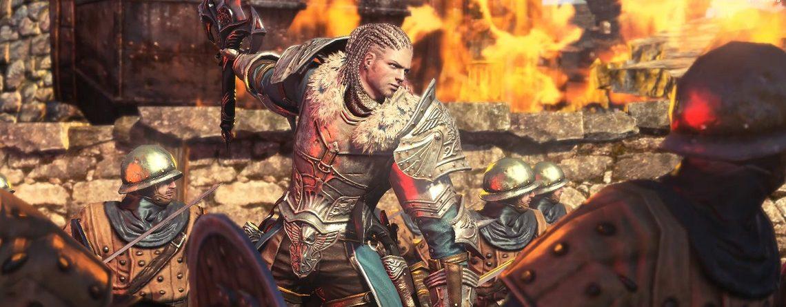 Kingdom Under Fire 2: Wir konnten das letzte neue PC-MMORPG von 2019 anspielen