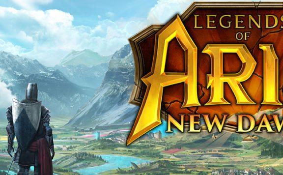 Legends of Aria Free2Play Aufmacher