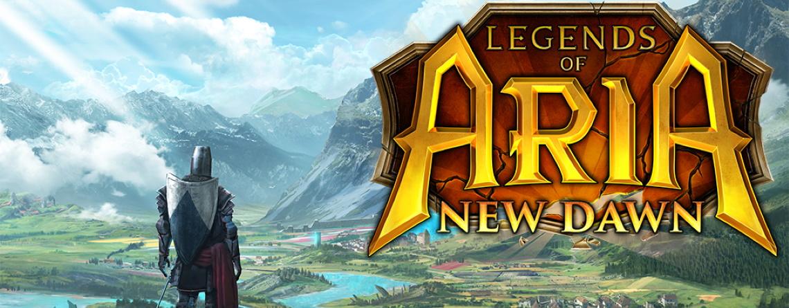 Legends of Aria bald Free2Play – Solltet Ihr Euch das MMORPG kostenlos ansehen?