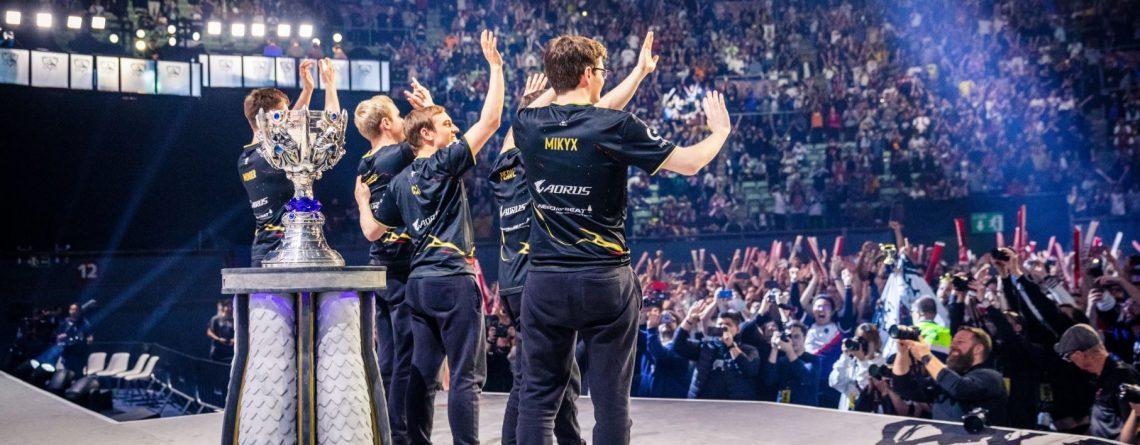 LoL Words: Wie geht G2 Esports mit der Niederlage im Finale um?