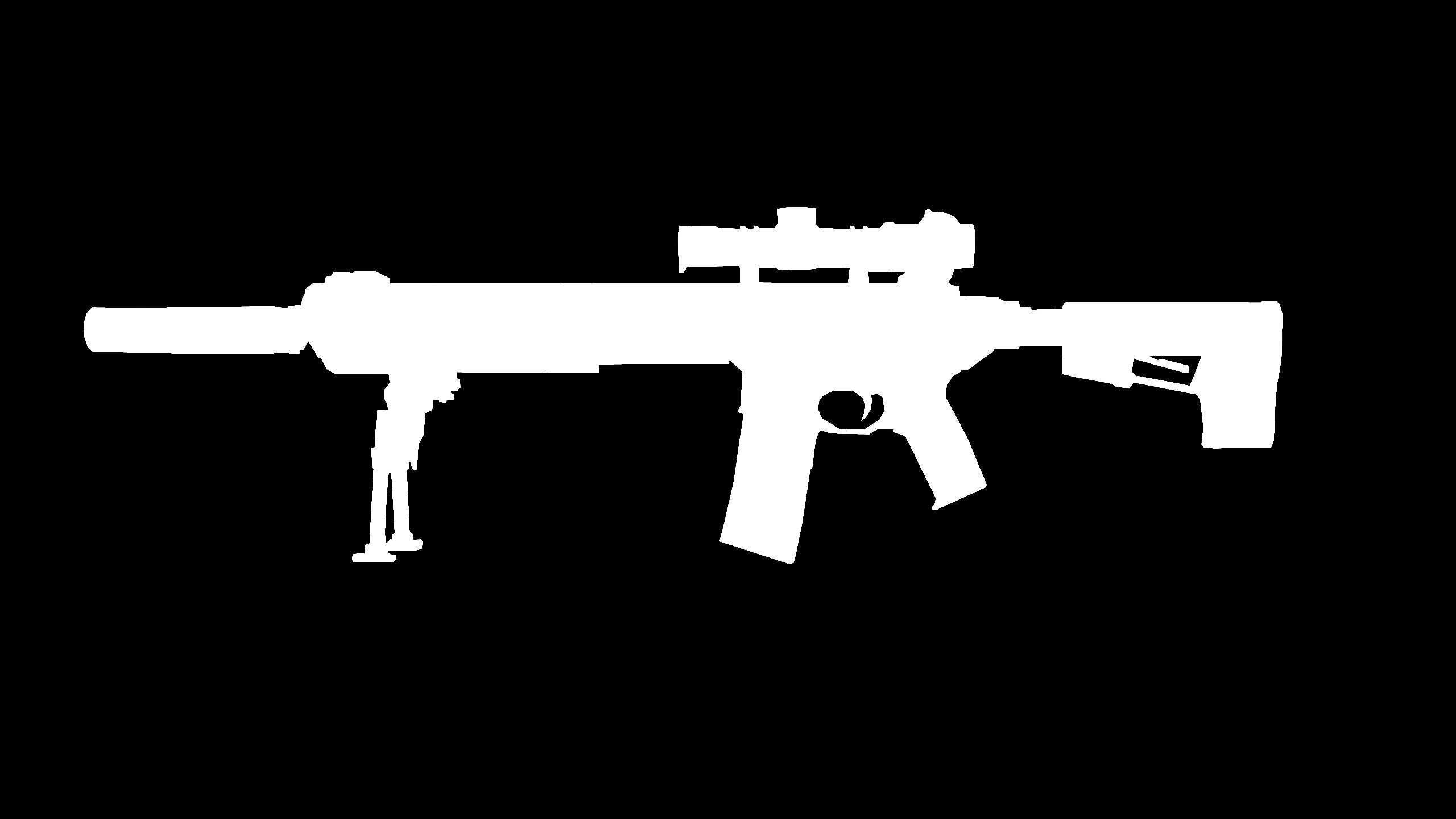 M13 Modifiziert umriss