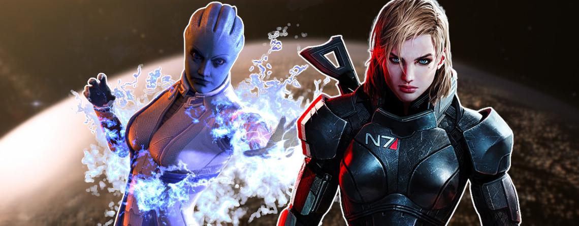 Insider sagt: Mass Effect wird wiederbelebt, neues Spiel in Entwicklung