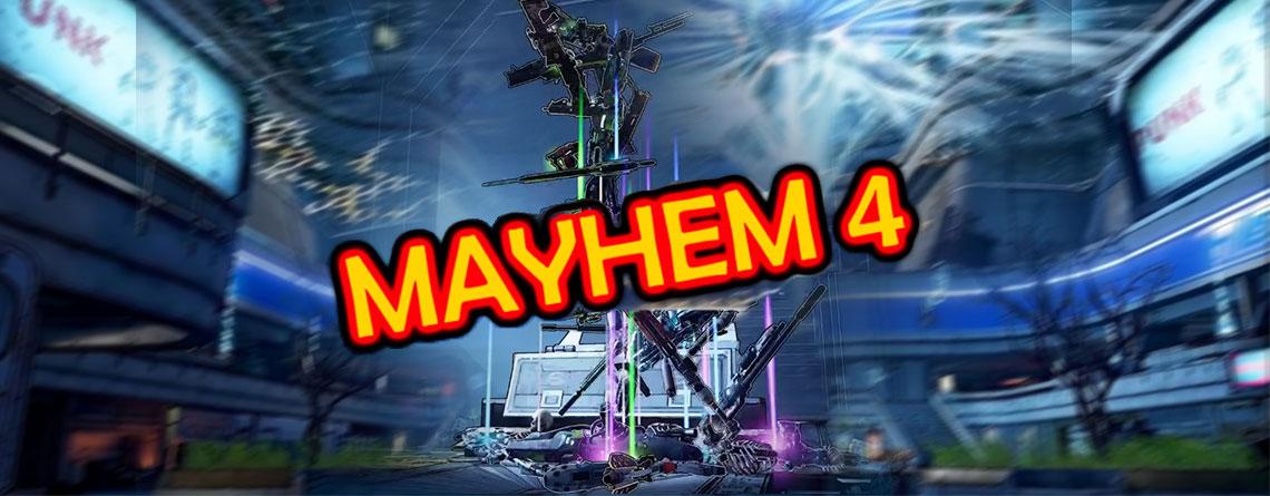 Borderlands 3: Drop-Rate – Wie sehr lohnt es wirklich, sich Mayhem 4 anzutun?