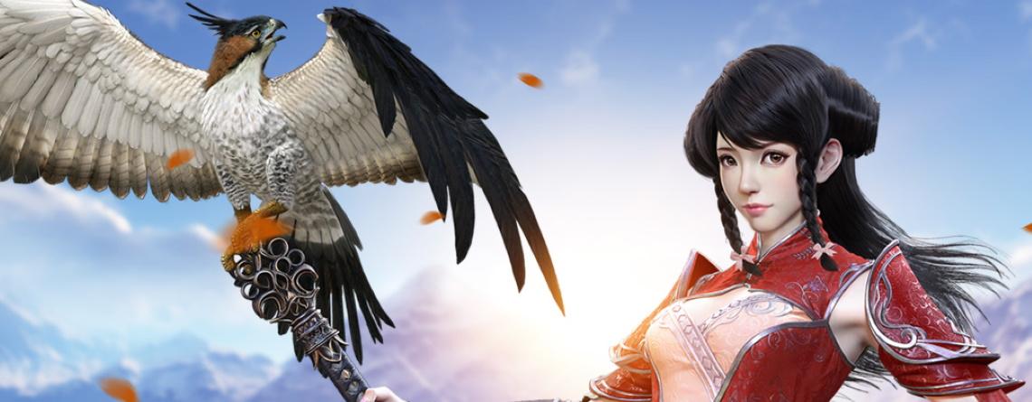 MMORPG Moonlight Blade sieht so gut aus – Doch wo bleibt es?