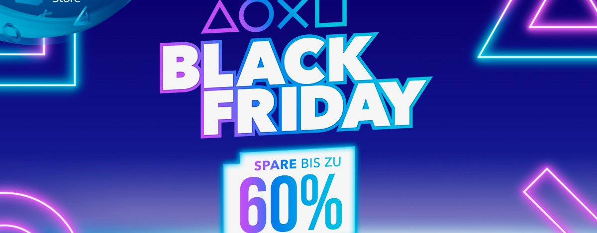 Großer Black Friday Sale im PS Store – Bis zu 60% Rabatt auf viele PS4-Blockbuster