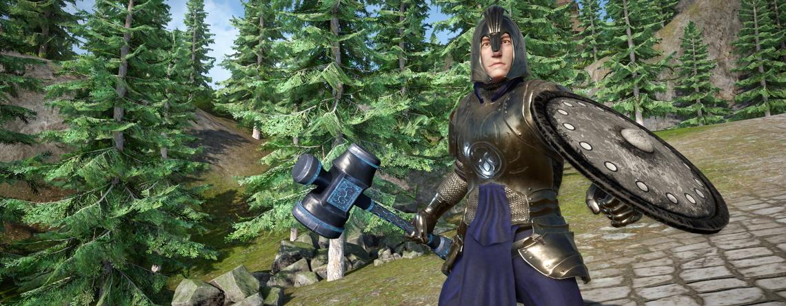 PvE-MMORPG Pantheon zeigt 2 Stunden Gameplay und Pläne für 2020
