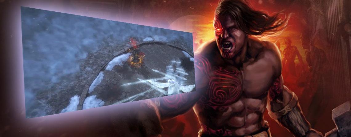 Während alle auf Diablo 4 warten, zeigt Path of Exile schon 2 neue Endbosse