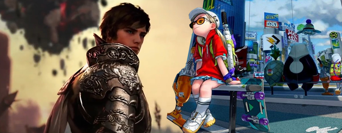 Macher von Black Desert kündigen 4 neue MMOs an, 2 davon sind sogar MMORPGs