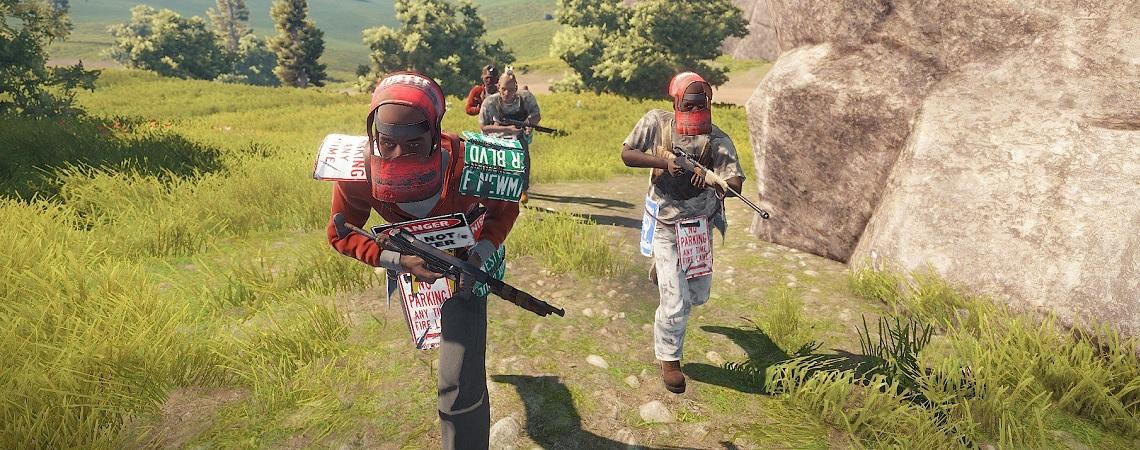 Rust ist auf Steam ein brutaler Hit – Kommt nun endlich für PS4, XBox One
