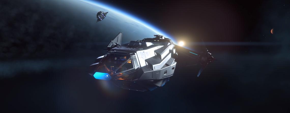 Nach 6 Jahren kommt das Schiff, das für viele der Inbegriff von Star Citizen ist