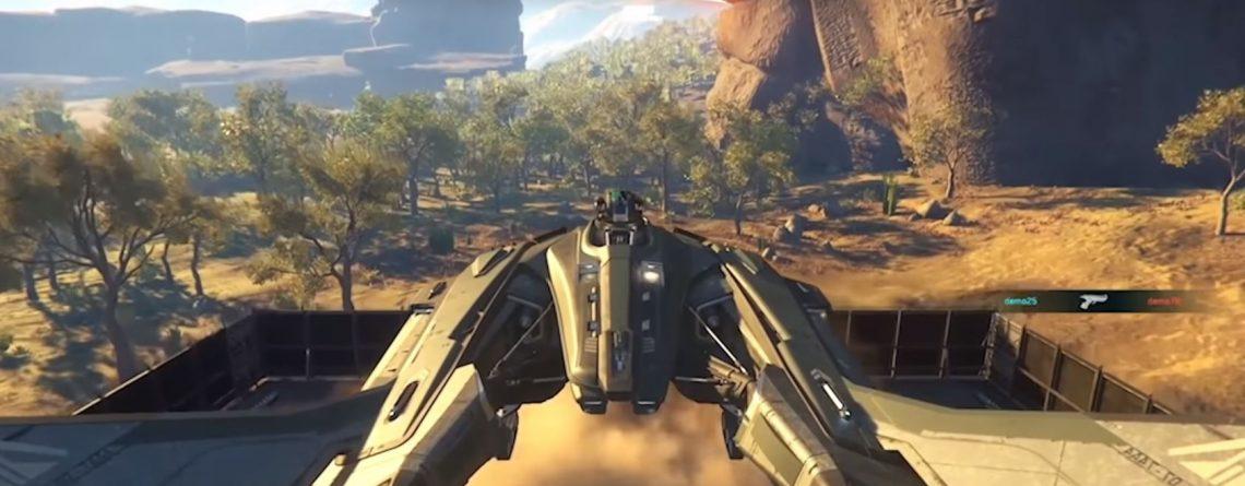 Star Citizen macht auf Battlefield – Erstes Gameplay ist aber schon umstritten