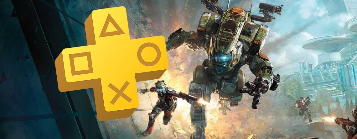 Leak zeigt PS-Plus-Spiele für Dezember 2019: Titanfall 2 und Rennspiel gratis