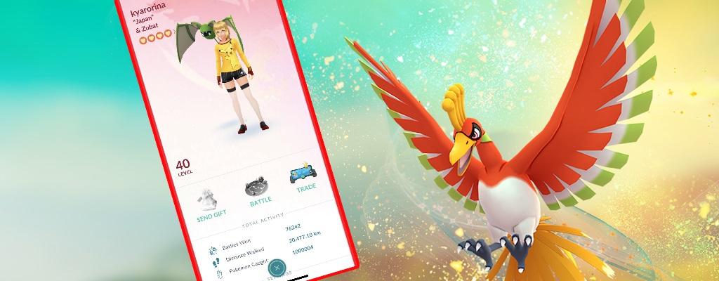 Trainer erreicht 1 Million Fänge in Pokémon GO – Spieler sind aber skeptisch