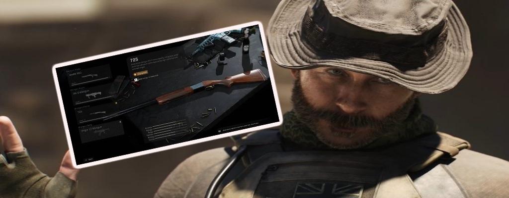 Update 1.07 in CoD Modern Warfare nerft endlich die 725 – Patch Notes