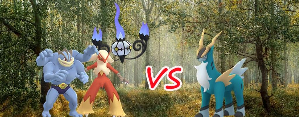 Pokémon GO: Die besten Konter gegen Kobalium – Guide zum Raid-Boss