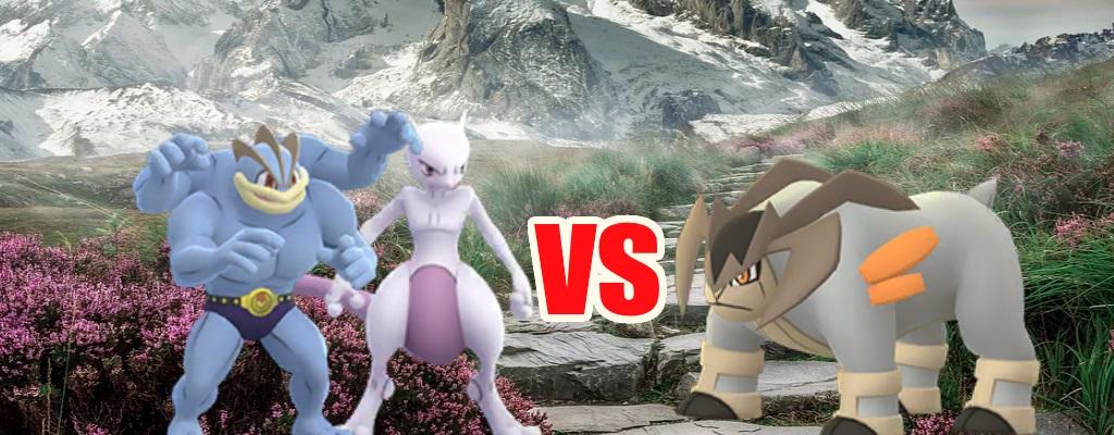 Pokémon GO: Terrakium zu zweit schon auf Level 30 besiegen – So geht's