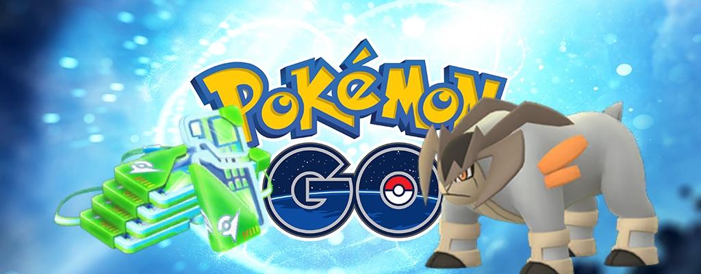 Pokémon GO: Heute neue Raid-Stunde mit Terrakium – Alle Infos