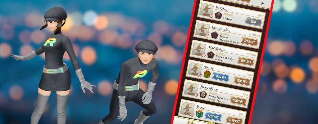 Wizards Unite hat neues Feature, worauf Fans von Pokémon GO neidisch schauen