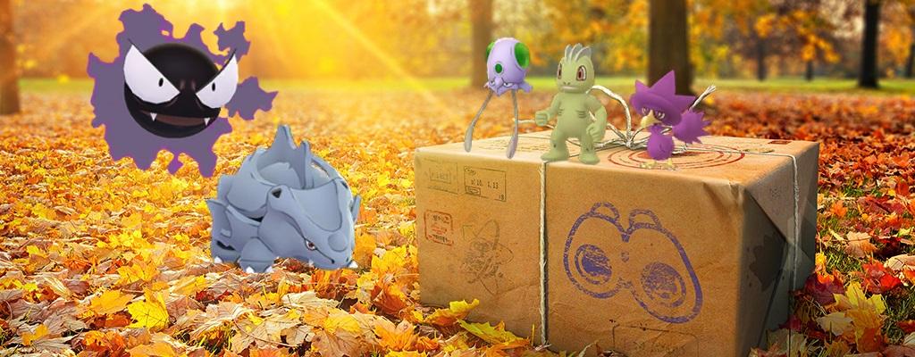 Neues Event in Pokémon GO bringt Shiny Tentacha und 7 weitere Pokémon vermehrt