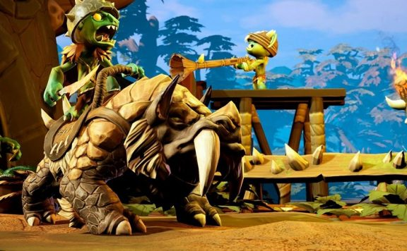 Torchlight Frontiers Header