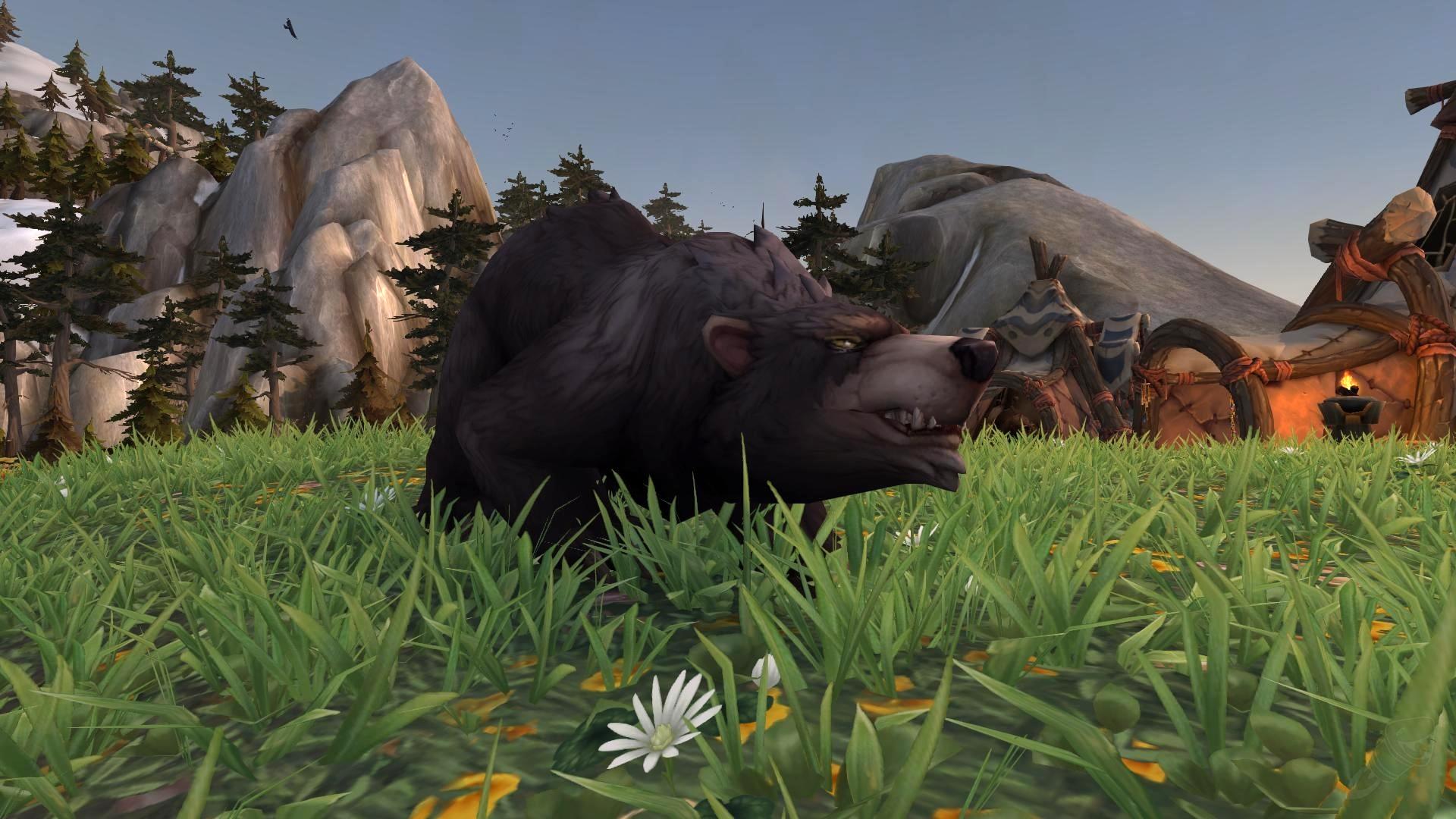 WoW: Der stärkste Gegner aller Zeiten war ein Bär