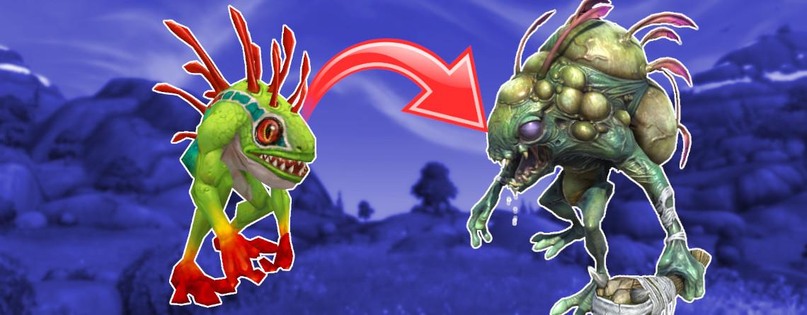 Warcraft 3: Reforged sieht besser aus als WoW – eine irgendwie absurde Situation
