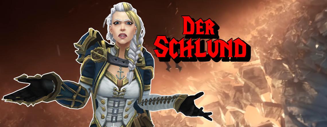 """Darum wird """"der Schlund"""" in WoW: Shadowlands die gefährlichste Endgame-Zone"""