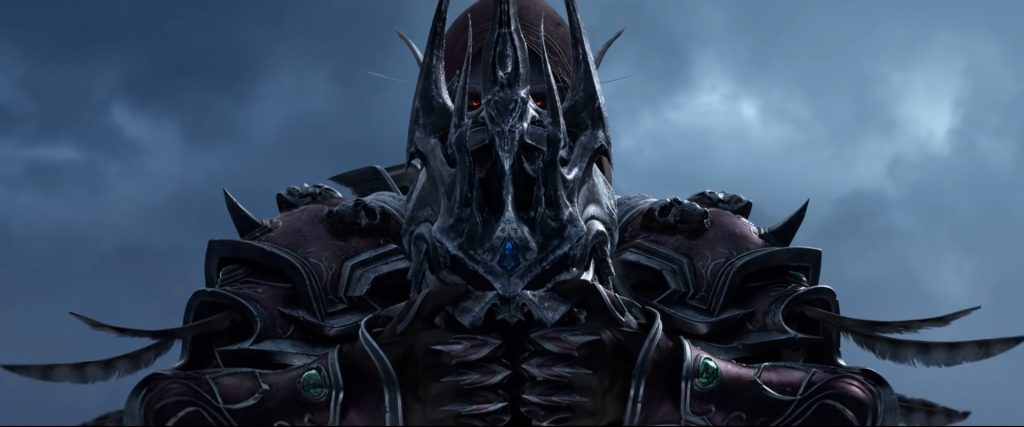 WoW Shadowlands Sylvanas Helm of Domination