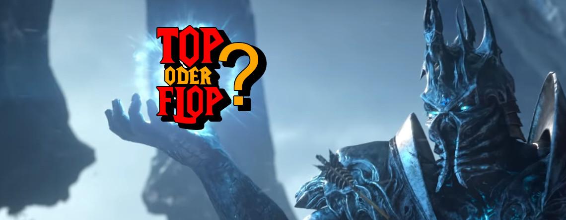 Was haltet ihr von World of Warcraft Shadowlands bisher?
