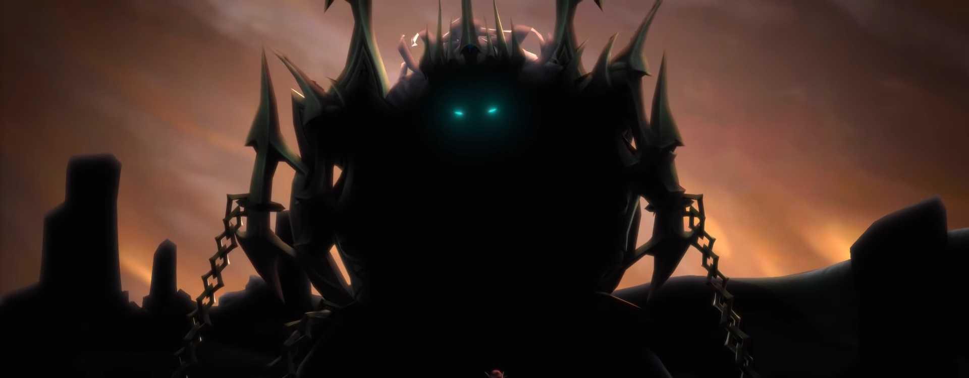 WoW Shadowlands: Leak zeigt das Gesicht des Jailers, dem großen Gegenspieler