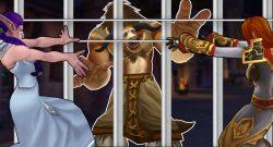 WoW Tauren Prison Bars Priests casting channel title 1140x445
