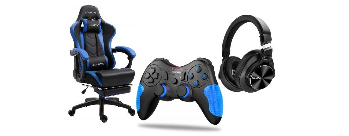 Gaming-Sessel, Switch-Controller und mehr bei Amazon reduziert