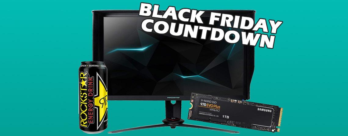Amazon Angebot: Top 4K Gaming-Monitor mit 144 Hz & IPS-Panel
