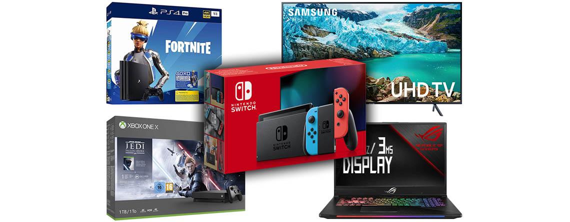 Amazon Black Friday 2019 Angebote: Die besten Gaming-Deals