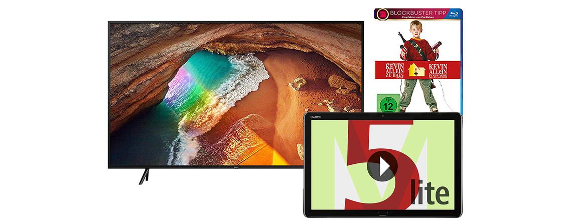 Amazon Black Friday Deal: Der perfekte Samsung 4K TV für PS4 & Xbox