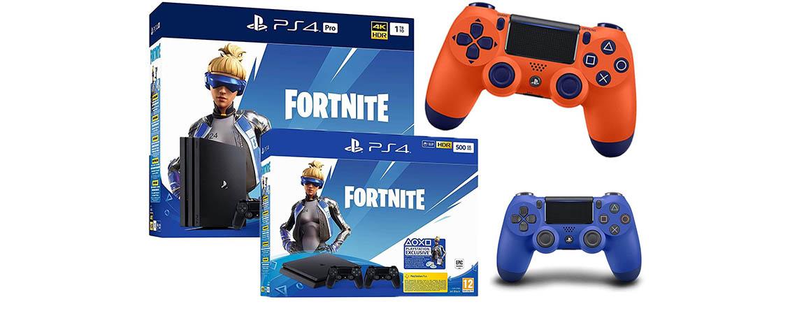 Amazon Black Friday Angebote: PS4 Pro für 279€, PS4 Slim für 199€