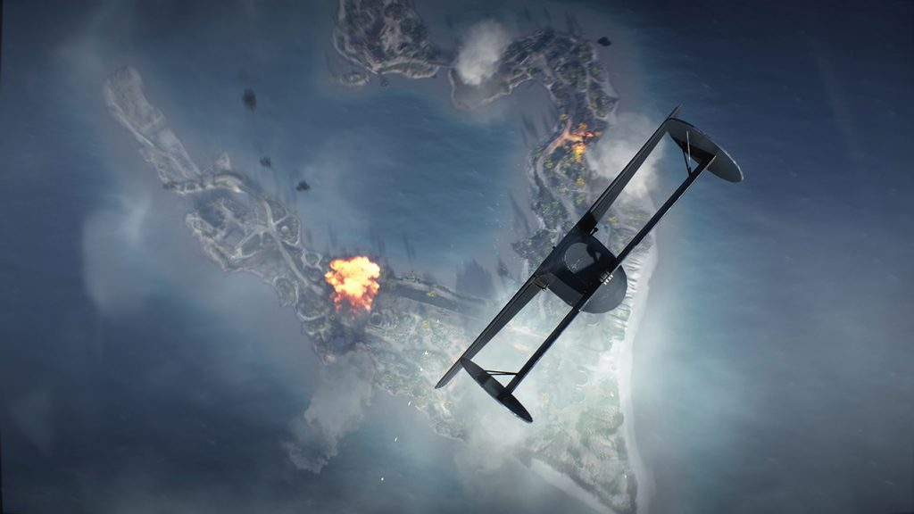 battlefield 5 map wake island