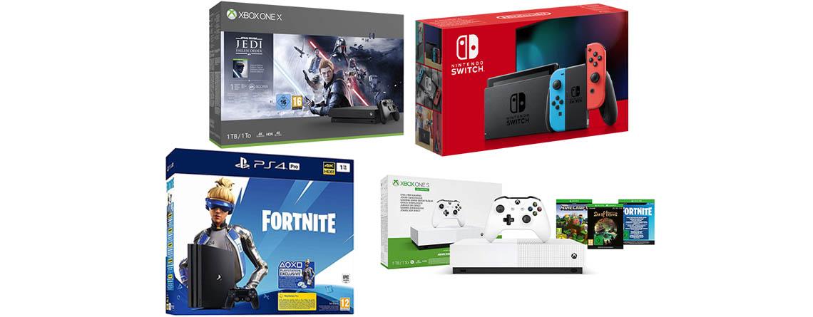 Black Friday: Die besten Angebote für PS4, Nintendo Switch & Xbox One