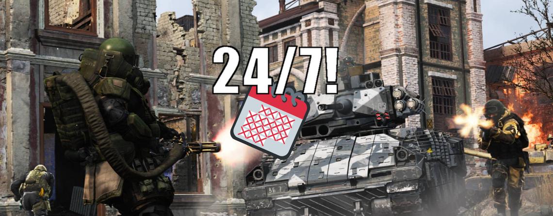 CoD: Modern Warfare bringt Karte wie früher und Ihr könnt sie 24/7 zocken