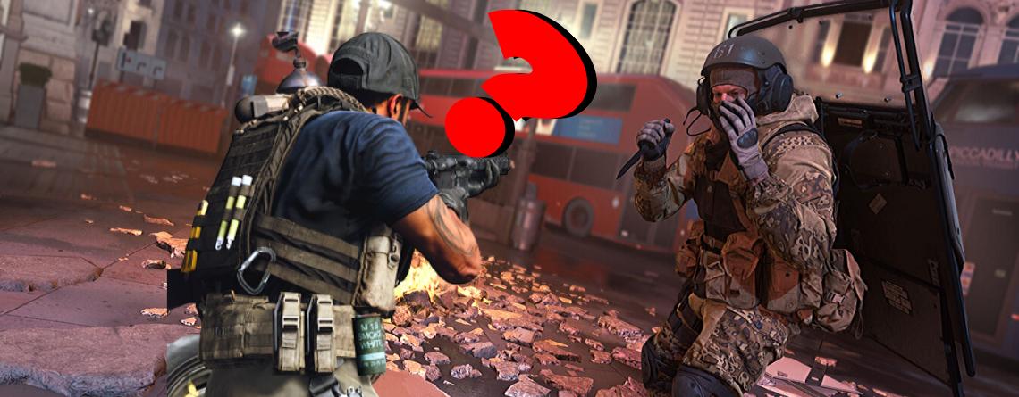 Spieler verschont seinen Gegner in CoD MW – Der wechselt spontan die Seiten