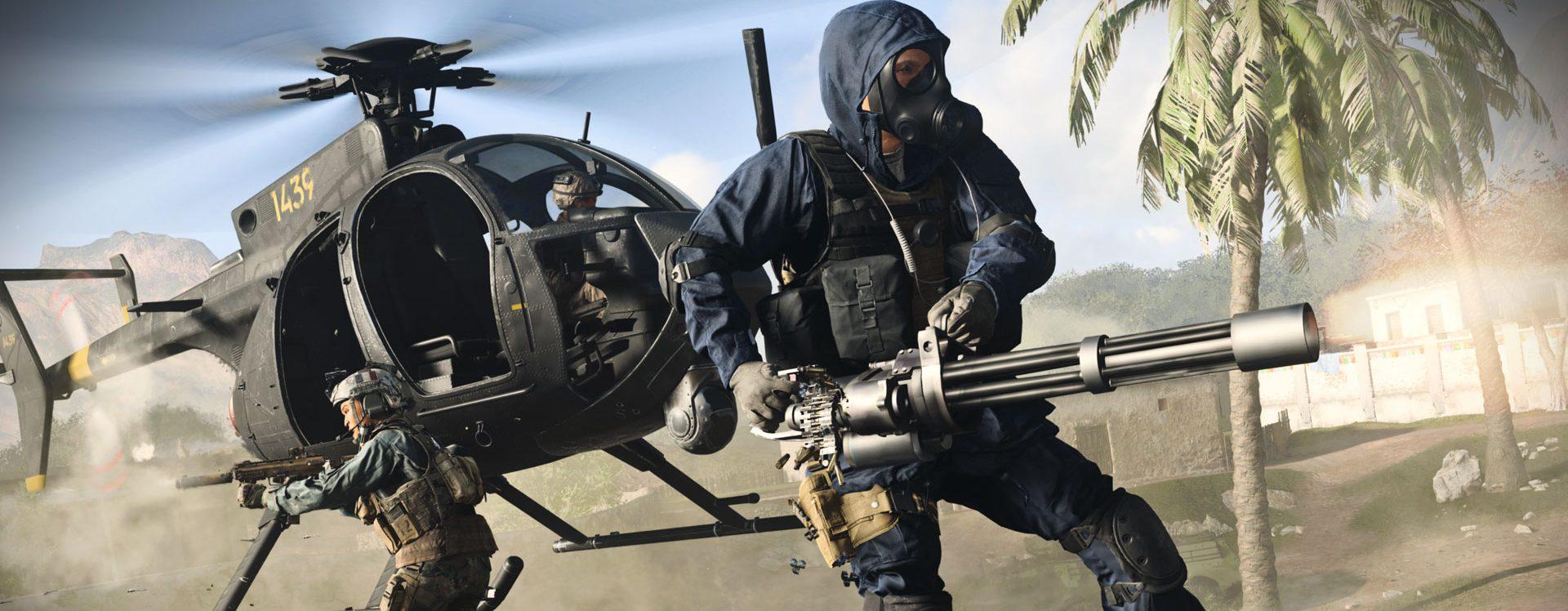 CoD Modern Warfare verlängert Season 1 und bringt neue Waffe