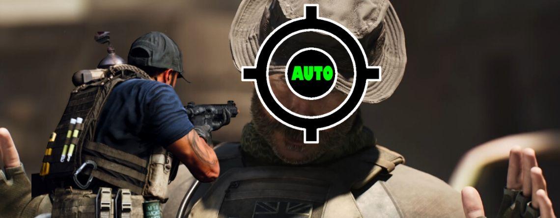 cod modern warfare aim assist titel